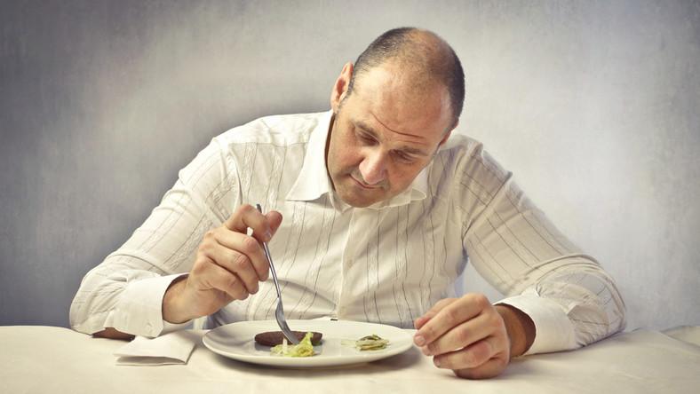 Jakie jedzenie zamawiają mężczyźni?