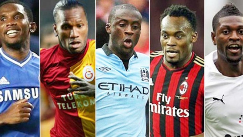 Top 10 richest African footballers in 2018 - Pulse Ghana