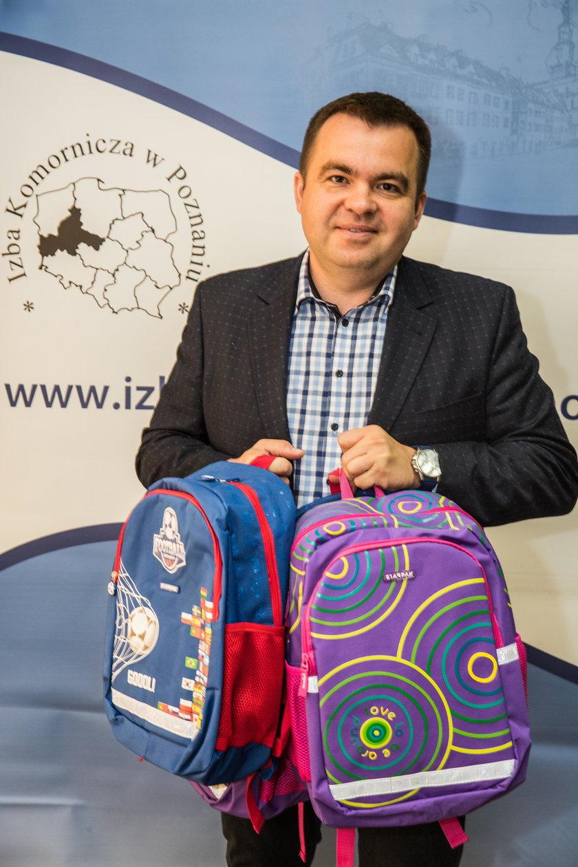 Wspólna akcja Faktu i Izby Komorniczej w Poznaniu