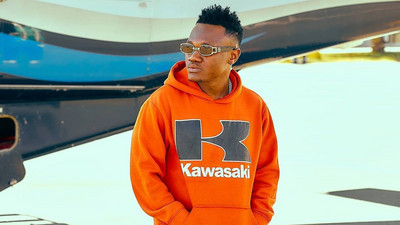 Mbosso mourns death of another Kenyan fan