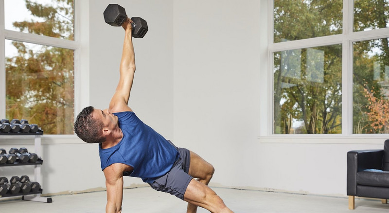 Work Through the Turkish Getup During This Killer Conditioning Workout