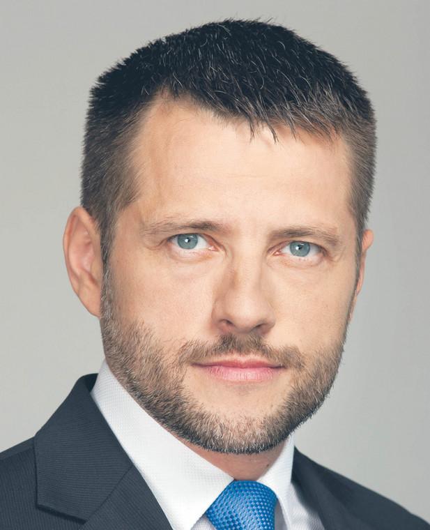 Łukasz Chruściel radca prawny, partner w kancelarii PCS Paruch Chruściel Schiffter