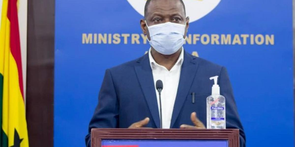Upsurge in Ghana's COVID-19 numbers with over 4,000 active cases