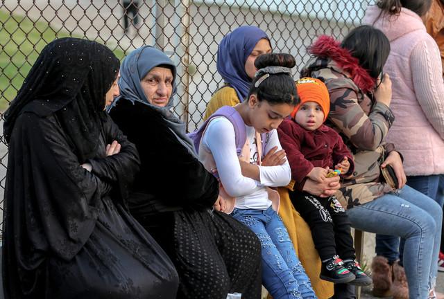 Izbeglice iz Sirije u Libanu