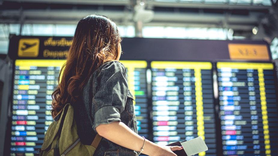 Zakaz lotów. Nowe rozporządzenie opublikowane. Na liście 30 państw