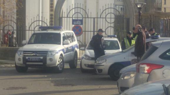 Skup obezbeđuje policija
