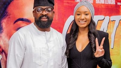 I have been unable to separate myself from my character in 'Citation' - Temi Otedola