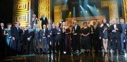 Gwiazdy na balu mistrzów sportu. FOTO
