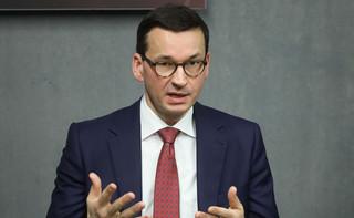 Morawiecki: Na globalne wyzwania musimy znajdować globalne odpowiedzi