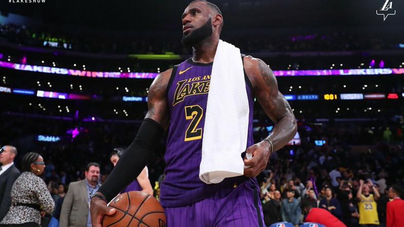 7e2ec1ecceb LeBron James becomes 5th all-time scorer in NBA history - Pulse Nigeria