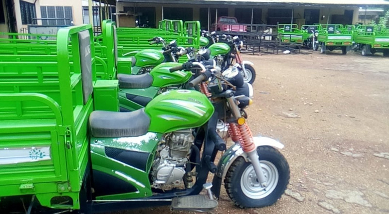 I'm not responsible for 400 missing tricycles – Northern Regional Minister
