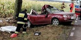 Tragiczny wypadek pod Szamotułami. Nie żyje 11-latek