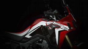 Honda Africa Twin - legendarny motocykl powraca!