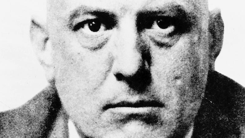 Aleister Crowley - diabeł w ludzkiej skórze