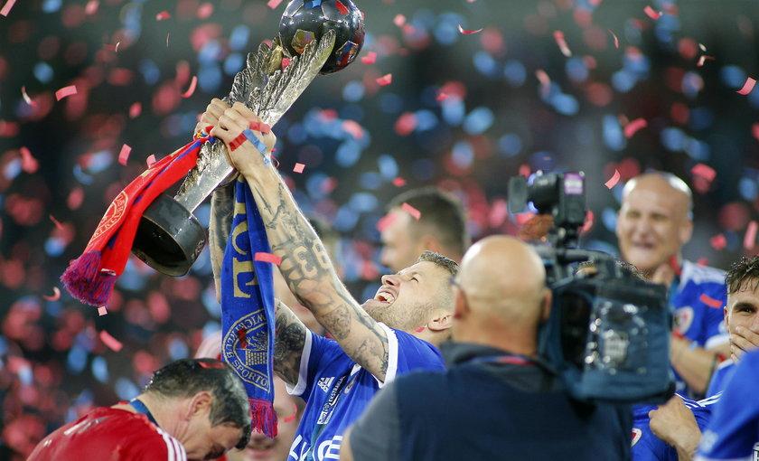W ubiegłym sezonie Piast Gliwice po raz pierwszy w historii sięgnął po mistrzostwo Polski