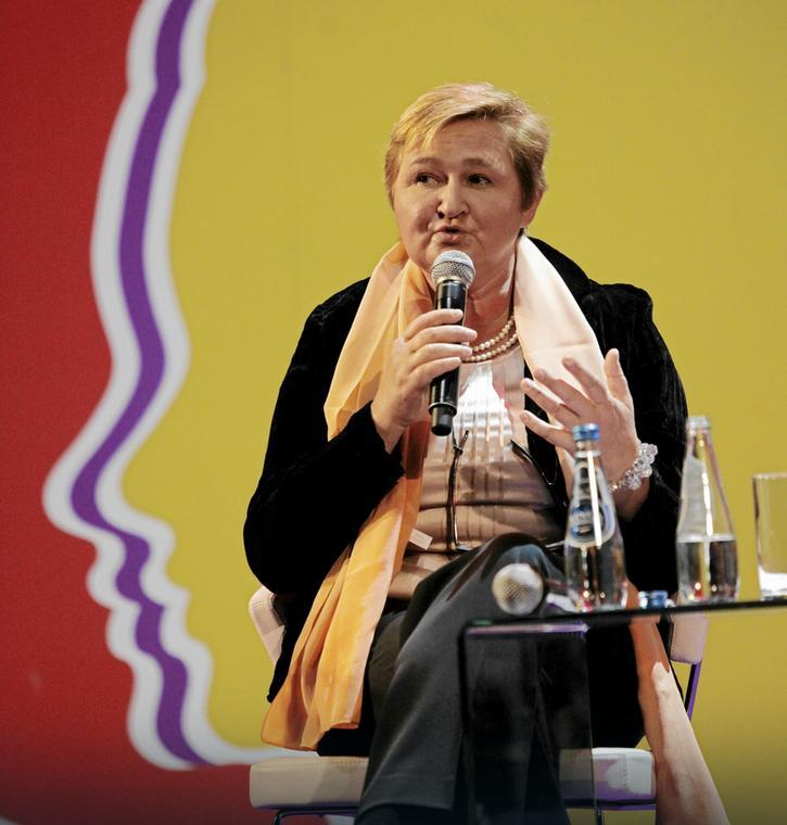 Magdalena Środa,  fot. Franciszek Mazur / Agencja Gazeta