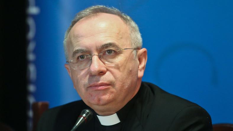 Ks. Józef Kloch, rzecznik Episkopatu