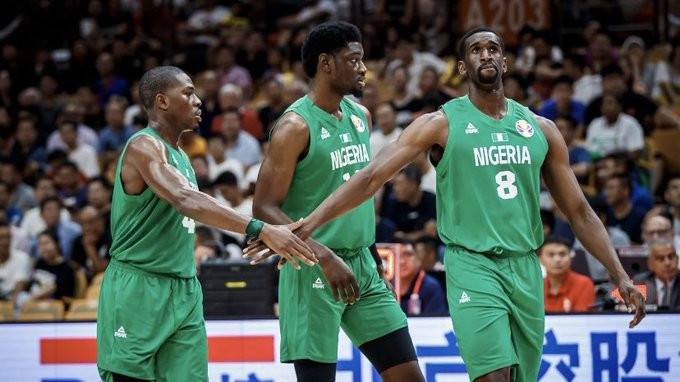 D'Tigers of Nigeria (FIBA)