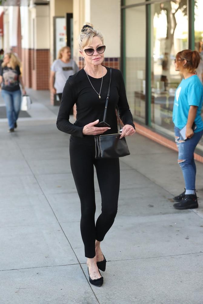 Melani Grifiti u Los Anđelesu