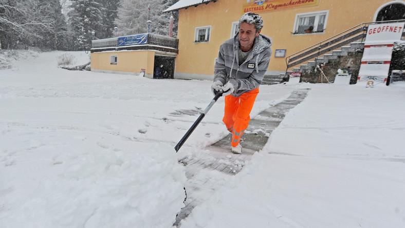 Uwaga! Gwałtowne śnieżyce uderzą w całym kraju