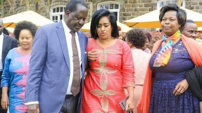 ODM party mourns death of their Nairobi leader