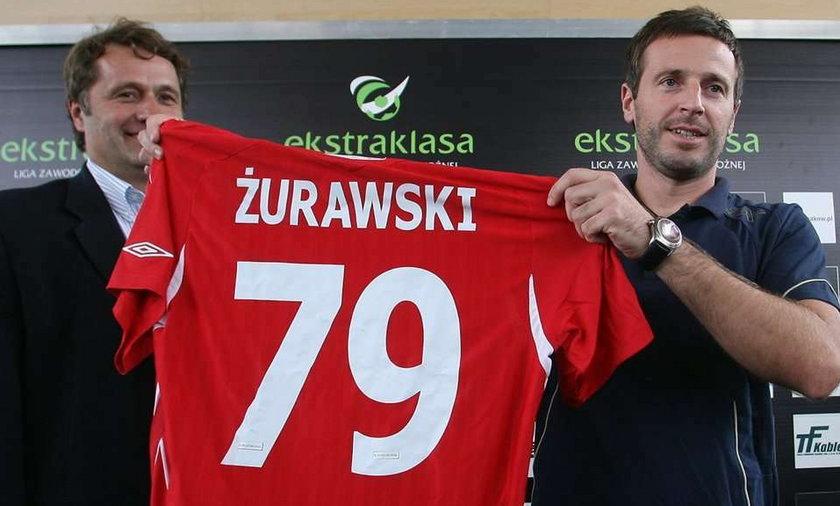 Były kapitan piłkarskiej reprezentacji wrócił do Wisły po pięciu latach
