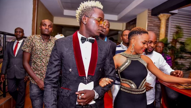 Image result for willy paul and nandy-launch