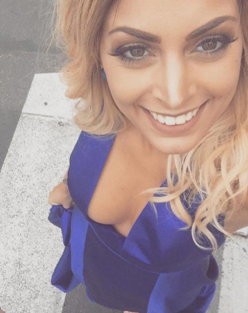 Anthony Martial ma nową dziewczynę. Jego wybranką jest piękna Melanie Da Cruz GALERIA