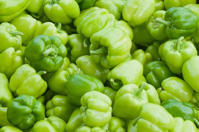 Zelene paprike