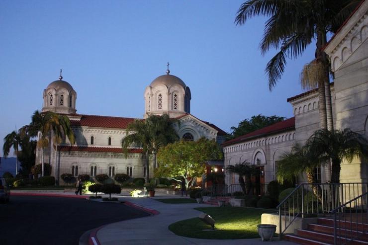 Crkva svetog Stevana, Kalifornija