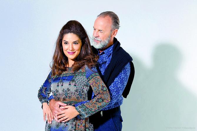 Milena i Frano željno iščekuju rođenje sina