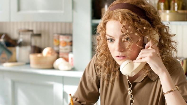"""Emma Stone w dramacie """"Służące"""""""