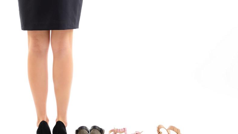 Wysokie buty sprawią, że na zakupach wydasz mniej pieniędzy