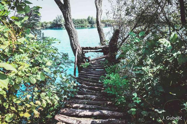 Šabac, jezera