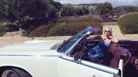 Lady Gaga na zakupach z Bradleyem Cooperem