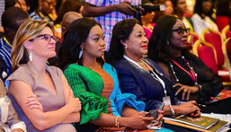 The average percentage of women at the executive level is 20 per cent which is higher than the global average of 17 per cent.