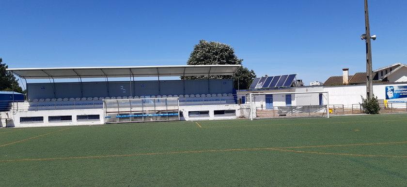 Na tym boisku w Viseu młody Sousa stawiał pierwsze kroki jako piłkarz, zanim ruszył w świat.