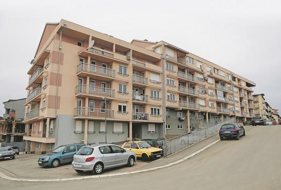 Dobri apartmani na dan i do 50 evra