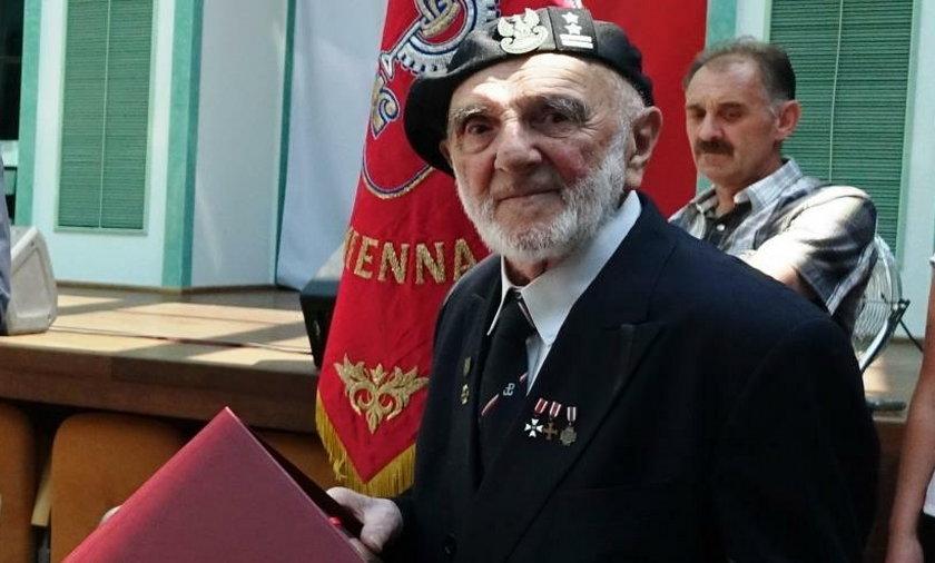 Nie żyje Henryk Czech. Miał 94 lata