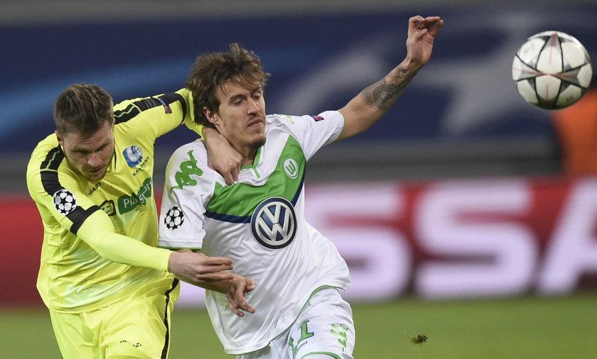Piłkarz reprezentacji zgubił 75 tysięcy euro... w taxi!