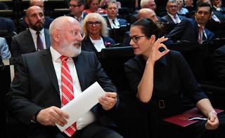 Timmermans z Medalem Wdzięczności. 'Gdańsk jest kwintesencją europejskiego miasta'