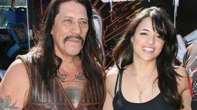 Danny Trejo i Michelle Rodriguez w San Diego