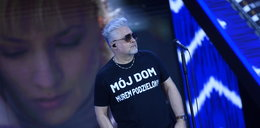 O co chodzi z napisem na koszulce wokalisty IRY w Opolu? Nie założył jej przez przypadek. To cytat z kultowego utworu!