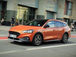 Ford Focus kombi 2.0 EcoBlue Active: kombi na każdą drogę? – TEST