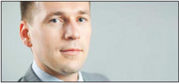 Kamil Kosior, radca prawny z Kancelarii Łatała i Wspólnicy