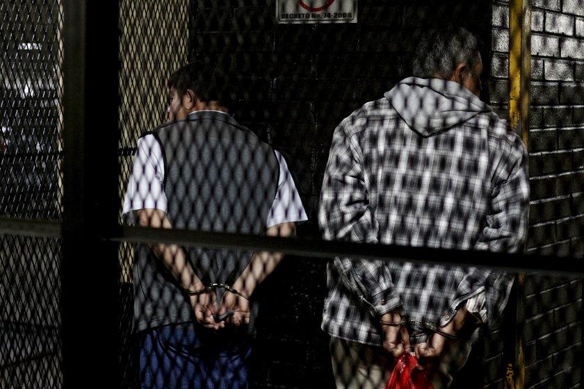 Francisco Reyes Giron i Heriberto Valdez Asij skazani zostali za zbrodnie przeciwko ludzkości