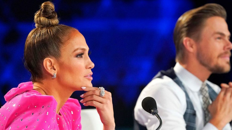 J.Lo Hinted At Past Love Drama On 'World of Dance'