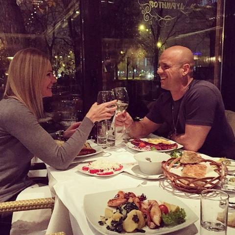 Boban Rajović iznenadio suprugu Draganu