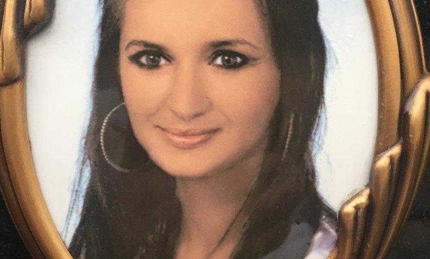 Justyna padła ofiarą psychopatycznego mordercy.