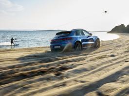 Porsche Macan – kalifornijski styl